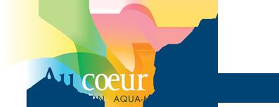 Au coeur de l`eau Logo